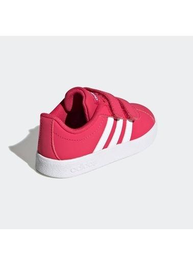 adidas Vl Court 2.0 Cmf I Çocuk Ayakkabı Fw4962 Pembe